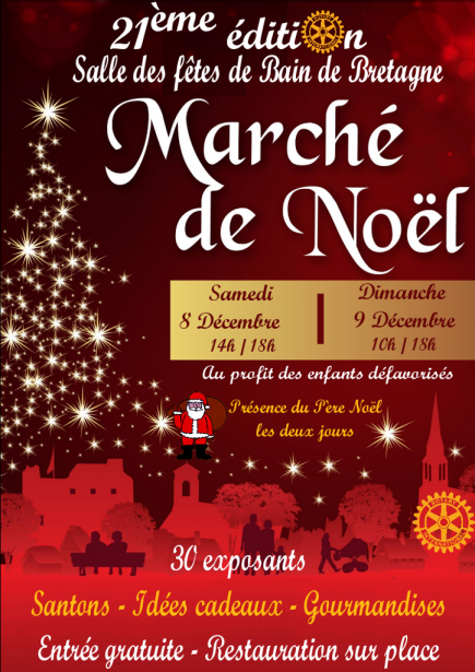 Marché de Noël - 2018