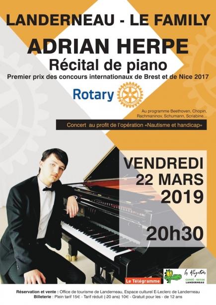 Concert Adrian Herpe