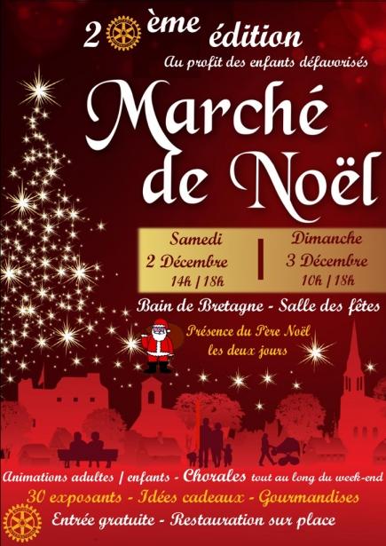Marché de Noël - 2017